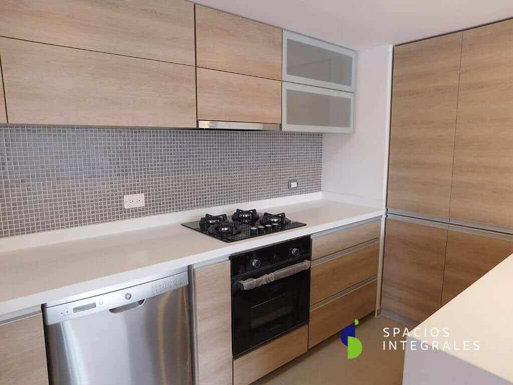 L Nea Melam Nico Cocinas Integrales En Melam Nico Termoformado  # Muebles Tablemac