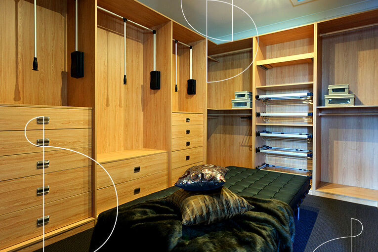¡5 estilos de closets en madera para tu casa o apartamento que amarás!