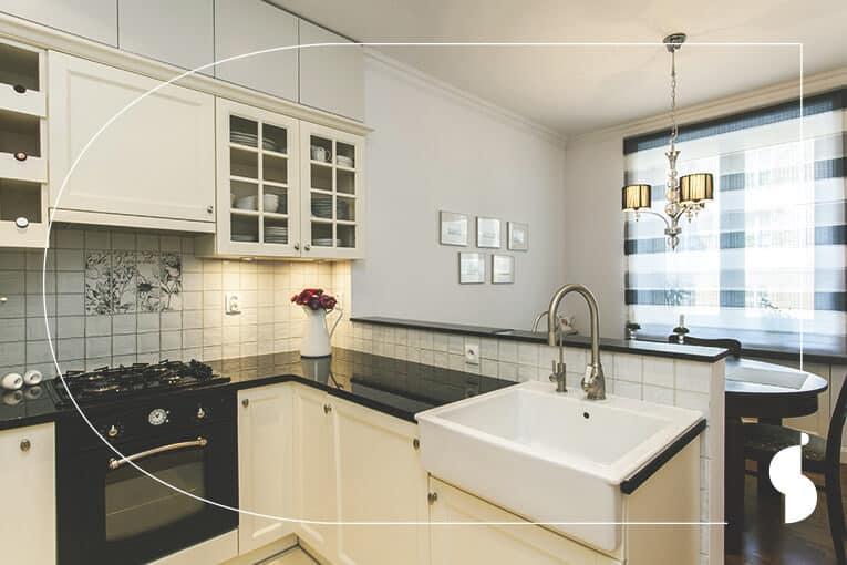 ✅ 6 consejos para que ganes más espacio si tienes una cocina pequeña