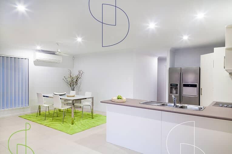 6 nuevas ideas que harán mejorar la iluminación en tu cocina integral