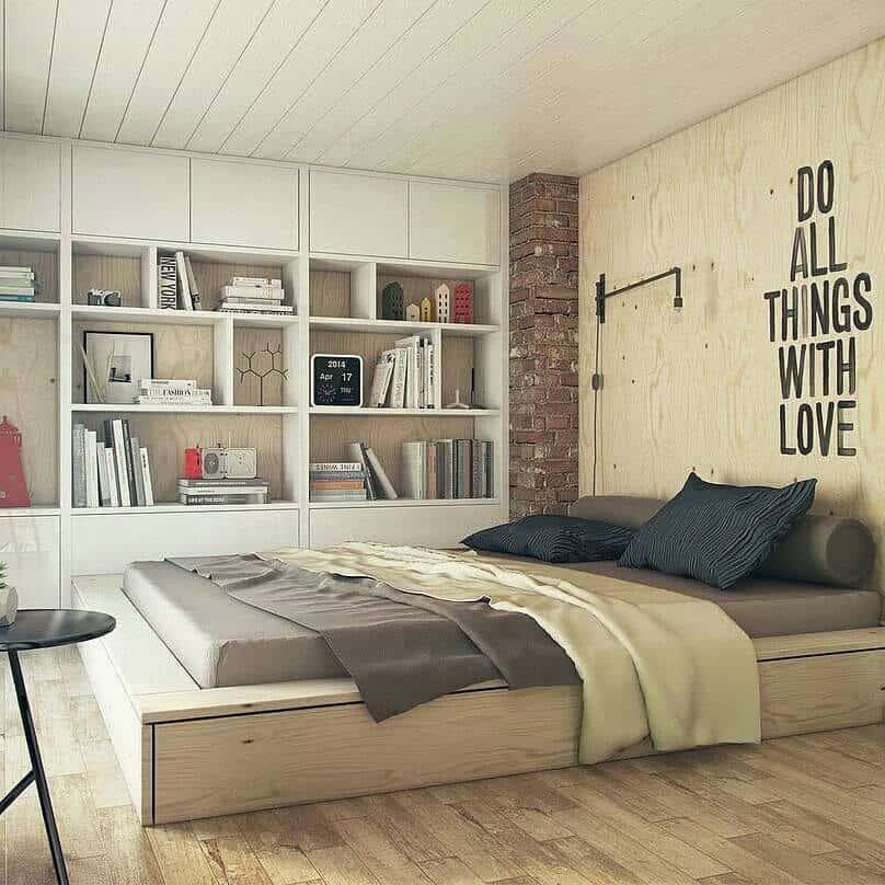 Closets mitad dormitorio