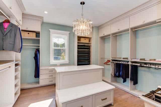 Closet de madera modernos interesting modelos closets for Closets df precios