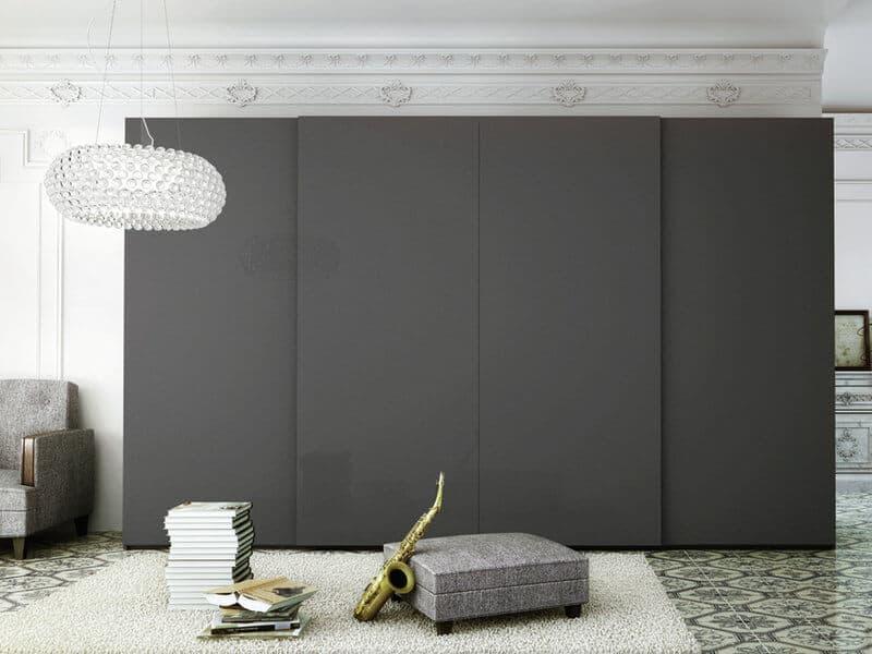 Closet minimalista tendencia 2018