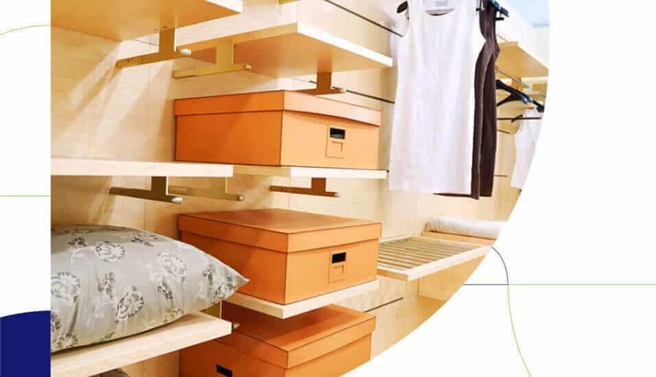 Fabricación de closets y mobiliario en madera en Bogotá