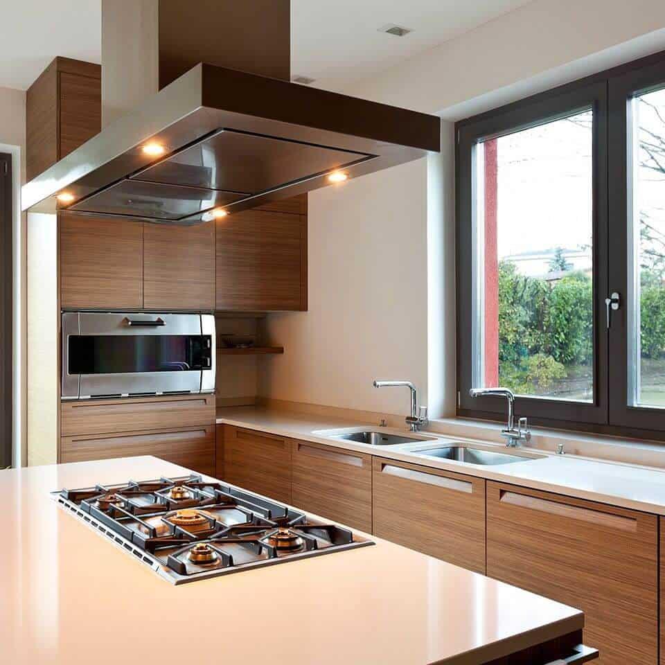Venta de cocinas integrales en bogot cra 17 closets - Relojes para cocinas modernas ...