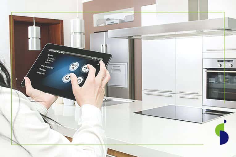 Cocinas integrales inteligentes - ¿Qué son y por qué debería tener una?