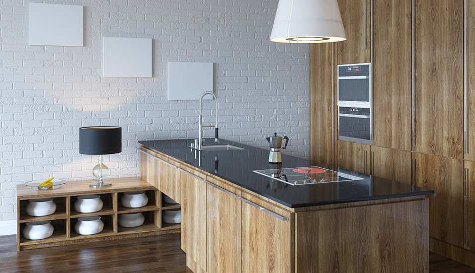 Cocinas Integrales Modernas Excelentes Materiales