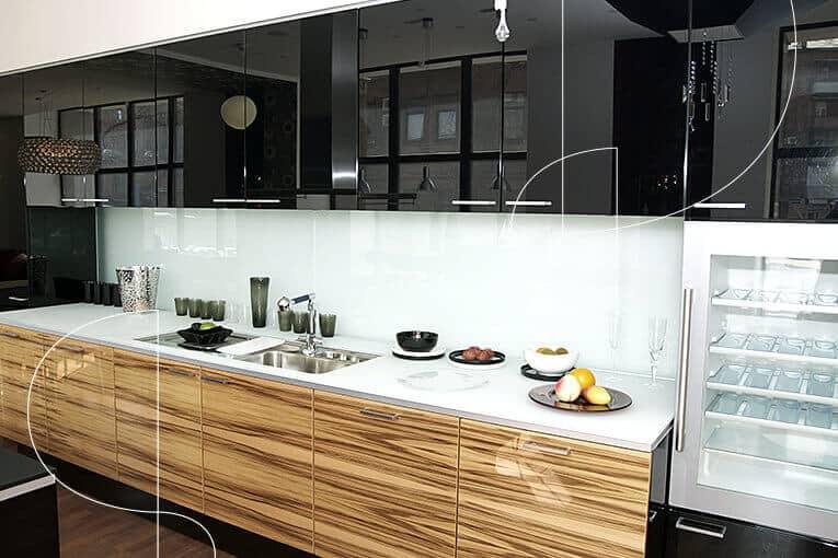 Consejos (ideas) para decoración de cocinas integrales modernas