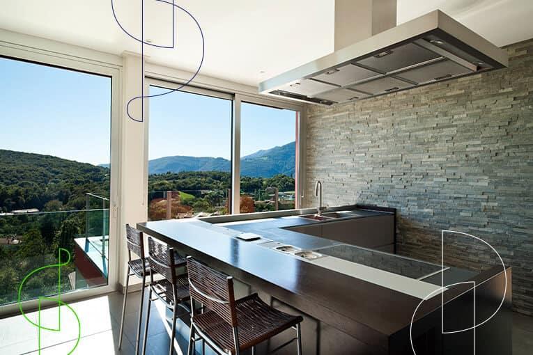 ¿Cómo escoger entre cocinas integrales abiertas o cerradas?