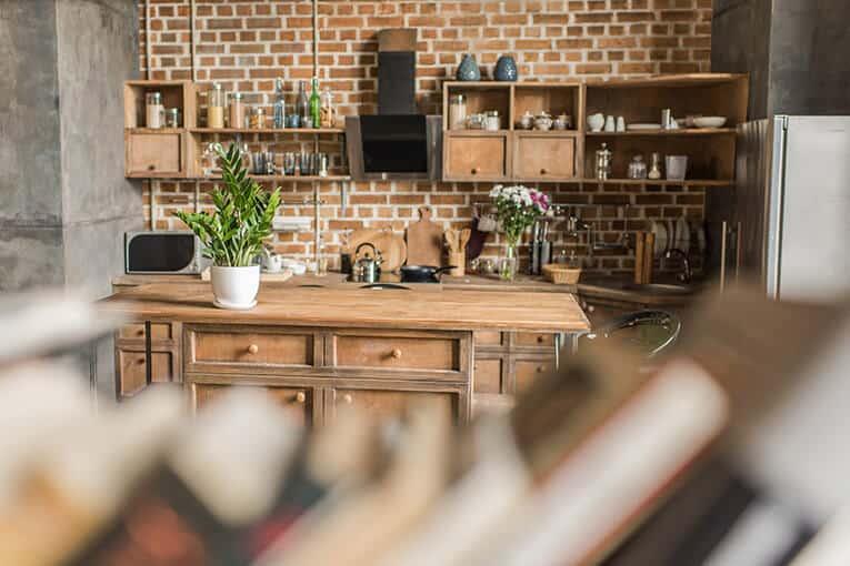 Beneficios de los muebles hechos en madera