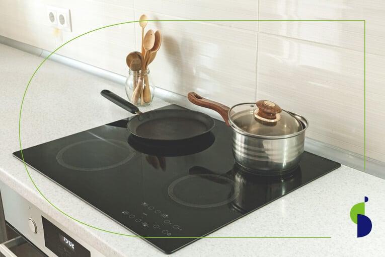 ¿Estufa a gas o de inducción? Elige lo mejor para tu cocina integral