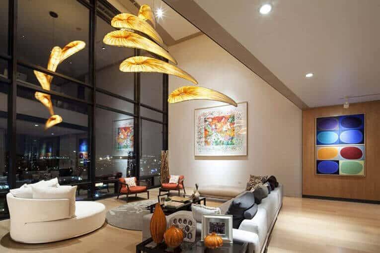 Nuevas ideas de decoración en diseños de techos para cuartos y cocina