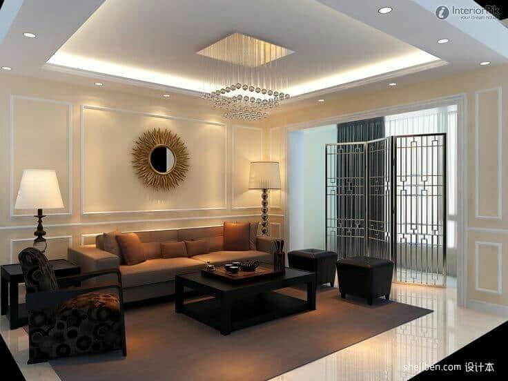 Ideas de decoración para diseños de techos para cuartos y cocina