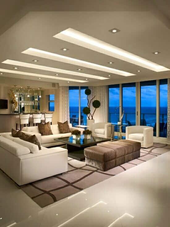 nuevas ideas de decoraci n en dise os de techos para