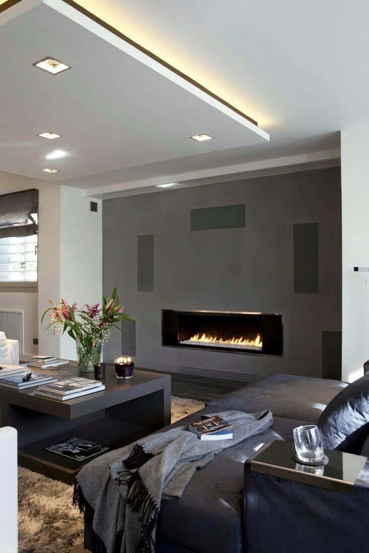 nuevas ideas de decoraci243n en dise241os de techos para