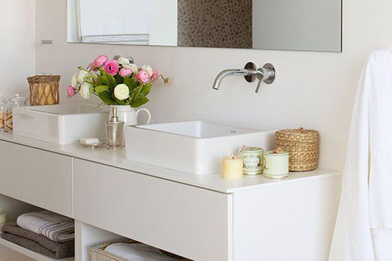 Spacios Integrales - Ideas para Decorar el baño de mi casa y lograr un espacio perfecto