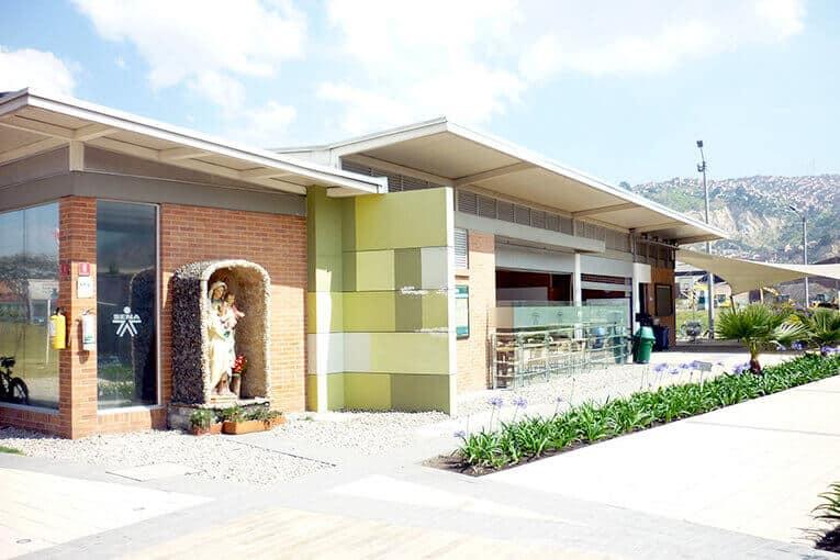 Nuevo Centro de Tecnologías para la Construcción y la Madera