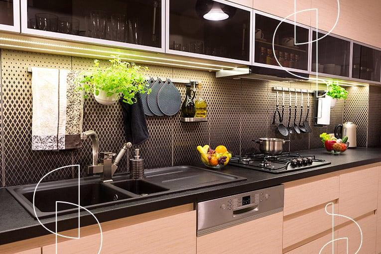 3 tipos de lavaplatos a revisar para la remodelación de tu cocina