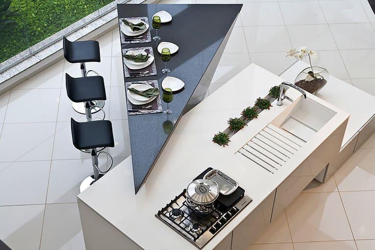Razones de peso para usar Silestone o Dekton en tu mobiliario de cocina.